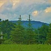 Scenery In Northern Pa Poster