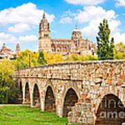 Scenic Salamanca Poster