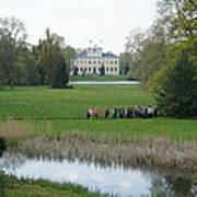 Schloss Woerlitz Poster