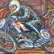 Scott 2 Poster by Mark Howard Jones