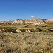 Scotts Bluff National Monument - Scottsbluff Nebraska Poster
