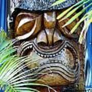 Screaming Tiki  Poster