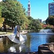 Sculpture Hartford Poster
