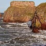 Sea And Rocks Poster