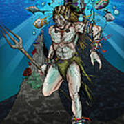 Sea Elf Poster