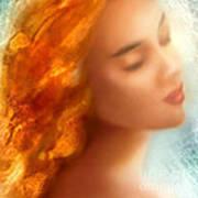 Sea Nymph Dream Poster