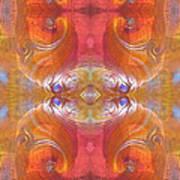 Sea Shell Of A Yogi Poster