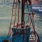 Sea Worthy Poster