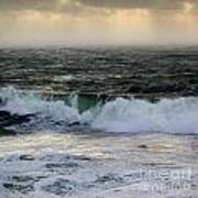 Seascape 1b The Sound  Poster