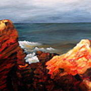 Seascape Series 6 Poster