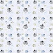 Seashell Pattern Poster