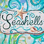 Seashells IIi Poster