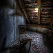Seat In Darkenss Poster
