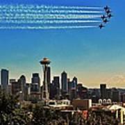 Seattle Seafair Poster