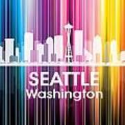 Seattle Wa 2 Poster