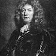 Sebastien De Vauban (1633-1707) Poster