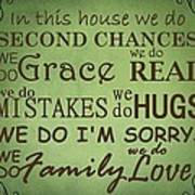 Second Chances In This House Poster