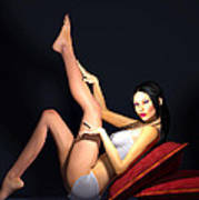 Seductress... Poster
