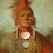 See Non Ty A An Iowa Medicine Man Poster