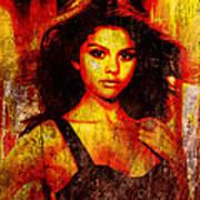 Selena Gomez 3 Poster