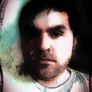 Self Portrait Metal Poster