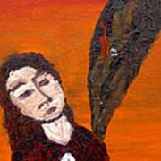 Self-portrait5 Poster