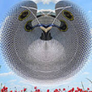 Selfridges Birmingham Bull Ring Poster