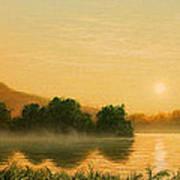 Seminole Sunset Poster