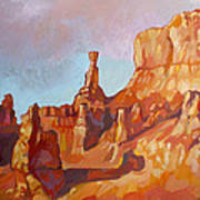 Sentinel - Bryce Canyon Poster