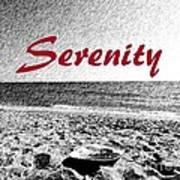 Serenity Poster