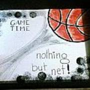 Serving Tray For Gameday Poster