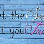 Set You Free Poster
