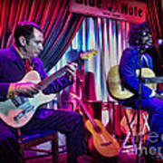 Seu Jorge At The Blue Note Nyc Poster