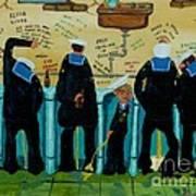 Seven Sailors Poster
