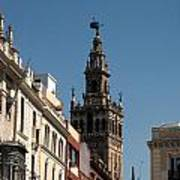 Seville - Giralda Poster