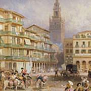 Seville Poster