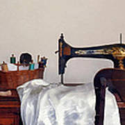 Sewing Room Poster
