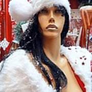 Sexy Santa Poster