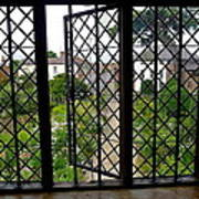 View Through Shakespeare's Window Poster
