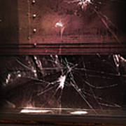Shattered Window Poster