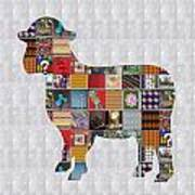 Sheep Animal Showcasing Navinjoshi Gallery Art Icons Buy Faa Products Or Download For Self Printing  Poster