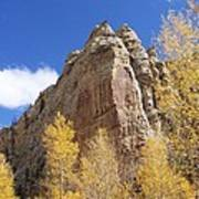 Sheep Creek Canyon Wyoming 2 Poster
