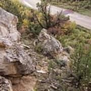 Sheep Creek Canyon Wyoming 6 Poster