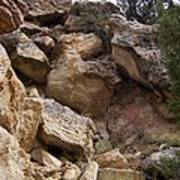 Sheep Creek Canyon Wyoming 8 Poster