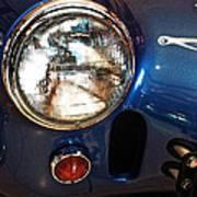 Shelby Cobra Circa 1965 Poster