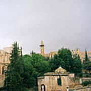Historic Jerusalem Poster