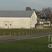 Shenandoah Valley Farm Panorama Poster