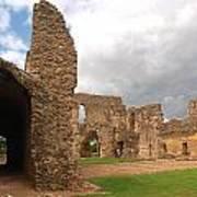 Sherborne Old Castle 5 Poster