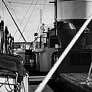 Ship Detail Poster