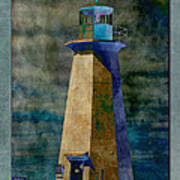 Shipwreck Point Lighthouse Poster
